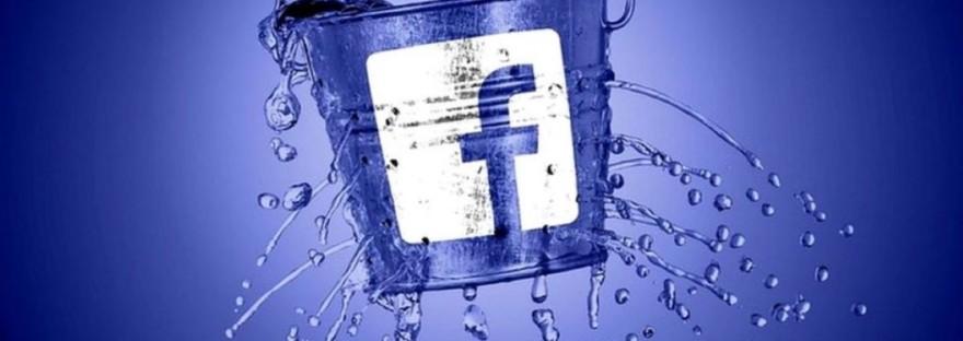 Kiszivárgott Facebook adatok