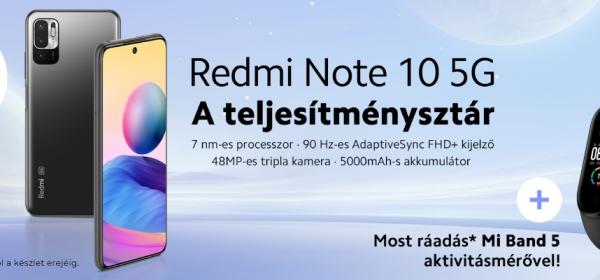 Xiaomi Redmi Note 10 5G