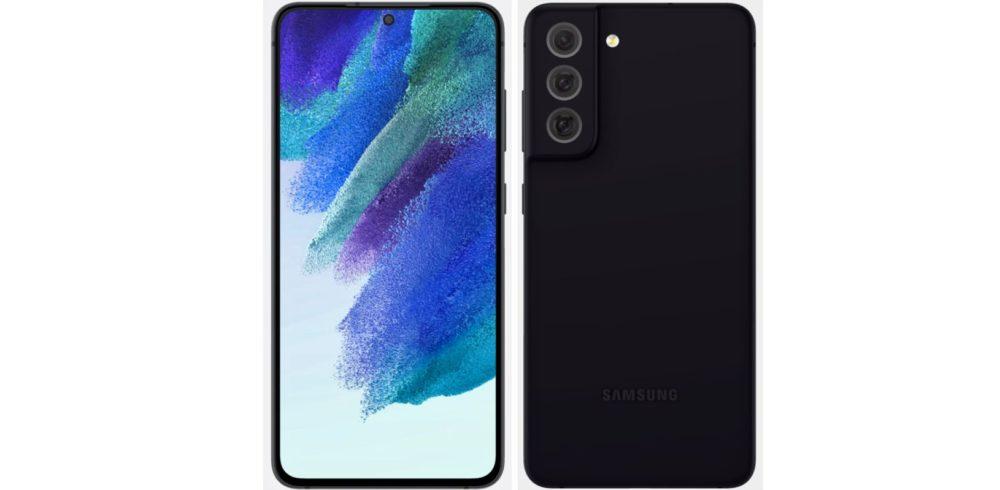 Samsung Galaxy S21 FE - fekete