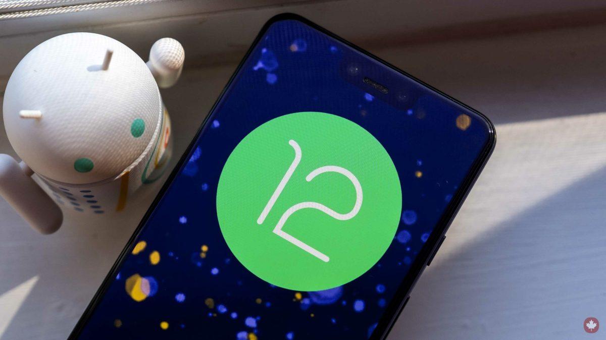 Android 12 Mobil Gamerek