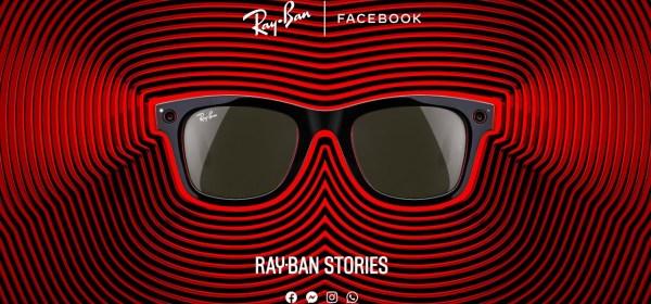 Facebook okos napszemüveg