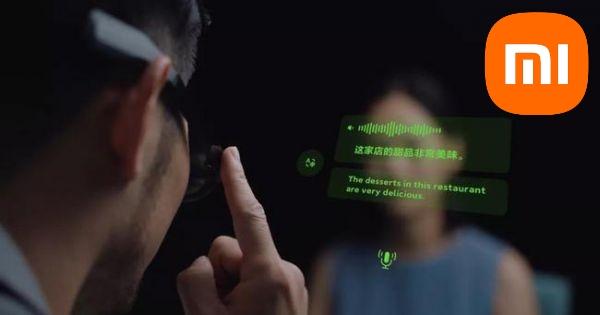 Xiaomi Okosszemüveg