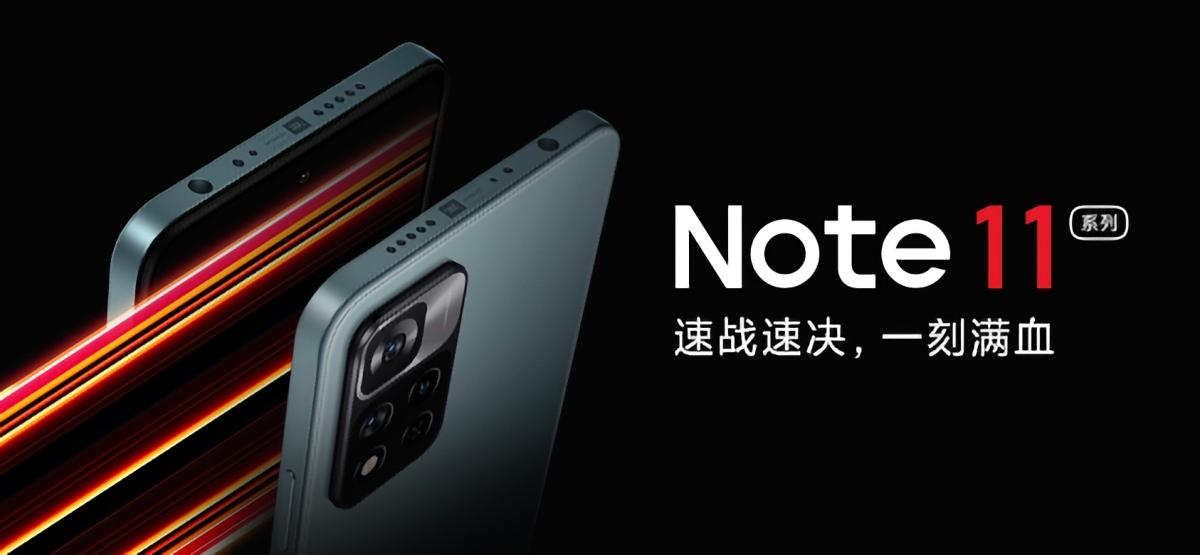 Redmi Note 11 sorozat
